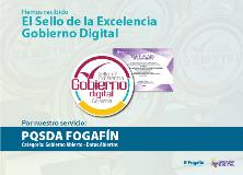 Sello de Excelencia Gobierno Digital