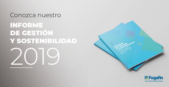 Informe de Gestión y Sostenibilidad 2019