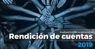 Noticia web: Rendición de cuentas 2019